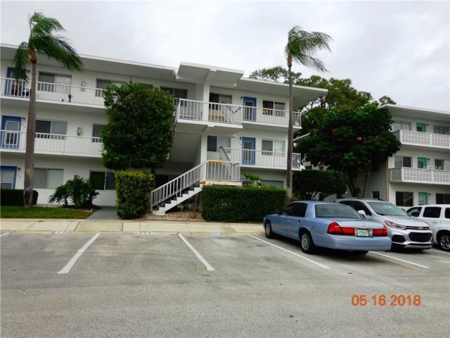 8080 112TH Street #310, Seminole, FL 33772 (MLS #U8004677) :: The Duncan Duo Team