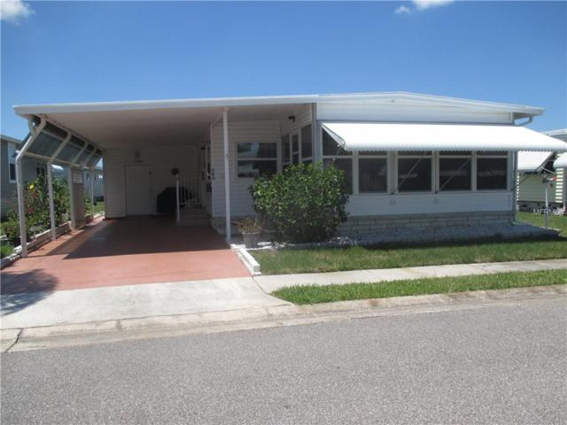1100 Belcher Road S #260, Largo, FL 33771 (MLS #U8004704) :: The Duncan Duo Team