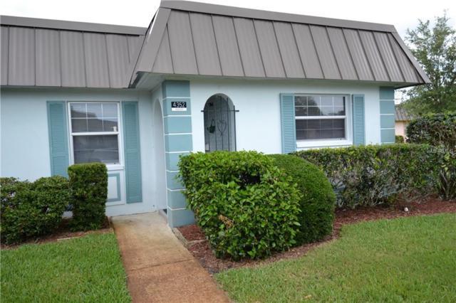 4352 Summersun Drive D, New Port Richey, FL 34652 (MLS #U8004773) :: Team Bohannon Keller Williams, Tampa Properties