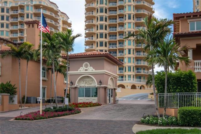 555 5TH Avenue NE #283, St Petersburg, FL 33701 (MLS #U8004805) :: Baird Realty Group
