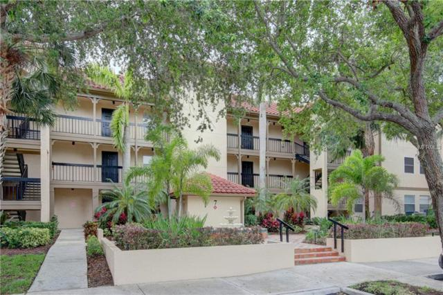 2400 Feather Sound Drive #726, Clearwater, FL 33762 (MLS #U8004808) :: Team Bohannon Keller Williams, Tampa Properties