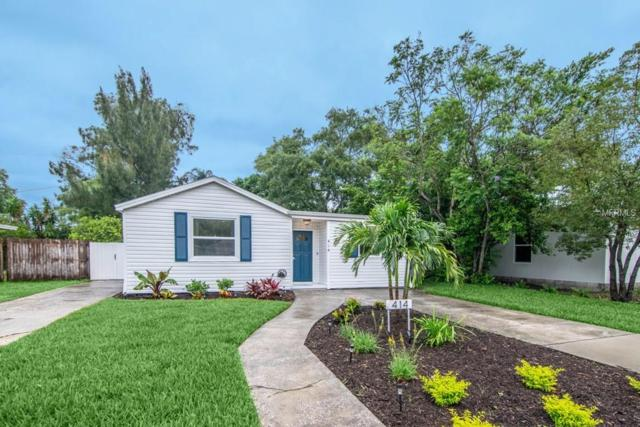414 Orangewood Drive, Dunedin, FL 34698 (MLS #U8004858) :: The Duncan Duo Team