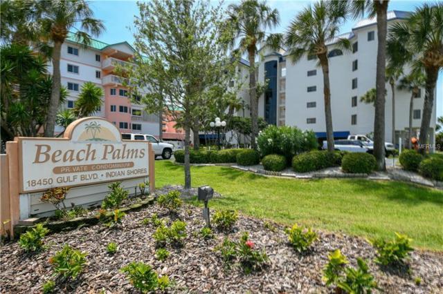18450 Gulf Boulevard #412, Indian Shores, FL 33785 (MLS #U8004877) :: Jeff Borham & Associates at Keller Williams Realty