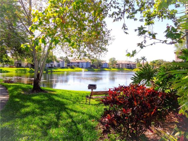 10265 Gandy Boulevard N #1707, St Petersburg, FL 33702 (MLS #U8004928) :: Team Bohannon Keller Williams, Tampa Properties