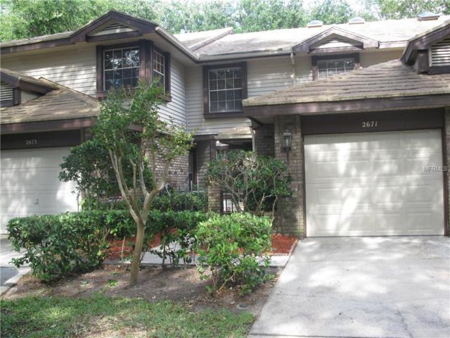 1468 Mahogany Lane #804, Palm Harbor, FL 34683 (MLS #U8004972) :: Delgado Home Team at Keller Williams