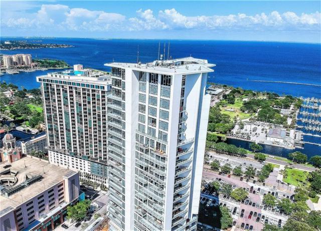 175 1ST Street S #2902, St Petersburg, FL 33701 (MLS #U8004999) :: Team Bohannon Keller Williams, Tampa Properties