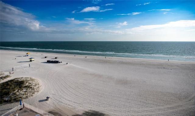 5396 Gulf Boulevard #703, St Pete Beach, FL 33706 (MLS #U8005048) :: The Duncan Duo Team
