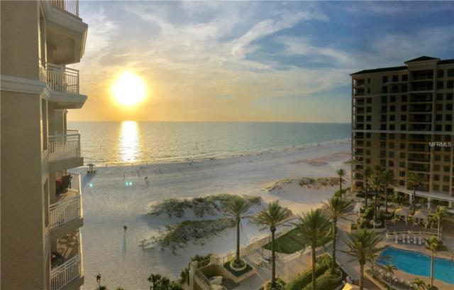 11 San Marco Street #1106, Clearwater Beach, FL 33767 (MLS #U8005050) :: Lovitch Realty Group, LLC