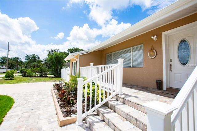 909 Riverside Drive, Tarpon Springs, FL 34689 (MLS #U8005106) :: Jeff Borham & Associates at Keller Williams Realty