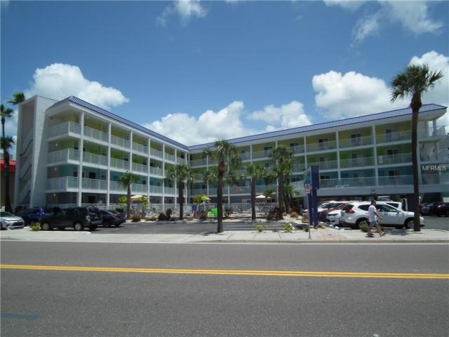 445 S Gulfview Boulevard #225, Clearwater Beach, FL 33767 (MLS #U8005154) :: The Duncan Duo Team