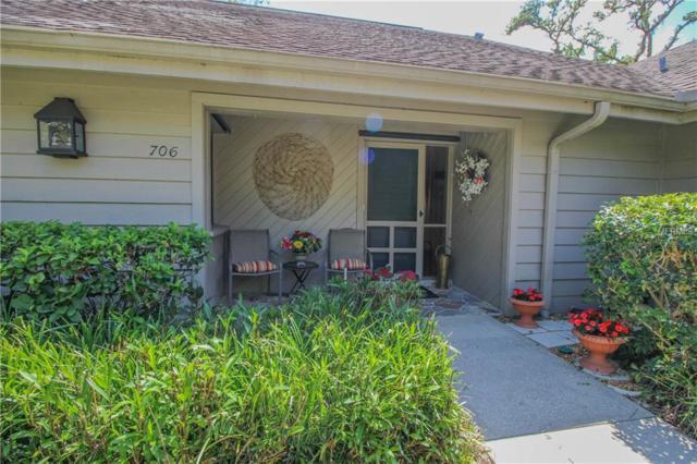 706 Old Mill Pond Road, Palm Harbor, FL 34683 (MLS #U8005205) :: Jeff Borham & Associates at Keller Williams Realty