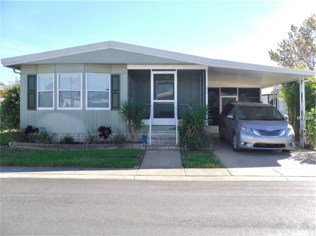 193 Timber Run Drive, Palm Harbor, FL 34684 (MLS #U8005229) :: Jeff Borham & Associates at Keller Williams Realty