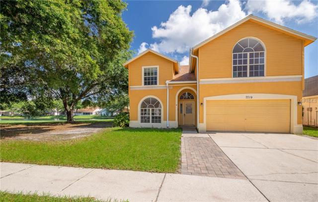 7719 Marbella Creek Ave, Tampa, FL 33615 (MLS #U8005234) :: Team Bohannon Keller Williams, Tampa Properties