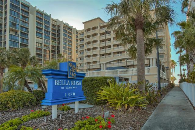 1370 Gulf Boulevard #303, Clearwater Beach, FL 33767 (MLS #U8005350) :: Lovitch Realty Group, LLC