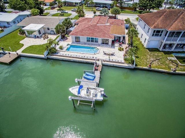 6825 Bay Street, St Pete Beach, FL 33706 (MLS #U8005371) :: The Lockhart Team