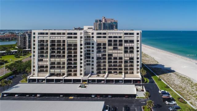1460 Gulf Boulevard #203, Clearwater Beach, FL 33767 (MLS #U8005405) :: Lovitch Realty Group, LLC