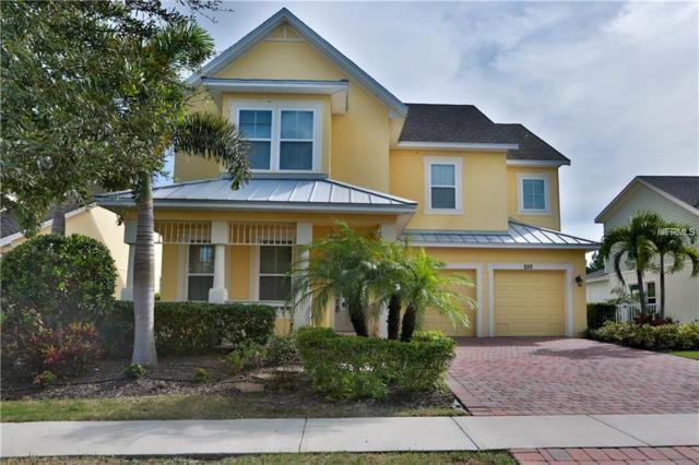 530 Manns Harbor Drive, Apollo Beach, FL 33572 (MLS #U8005472) :: Lovitch Realty Group, LLC