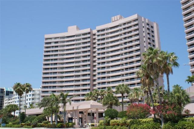 1340 Gulf Boulevard 4G, Clearwater Beach, FL 33767 (MLS #U8005473) :: Burwell Real Estate