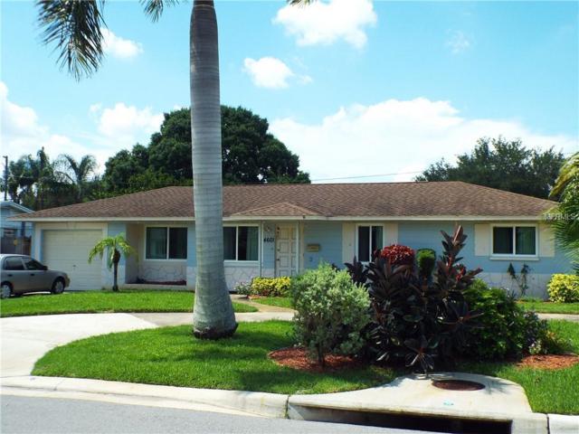 4601 83RD Terrace N, Pinellas Park, FL 33781 (MLS #U8005518) :: White Sands Realty Group
