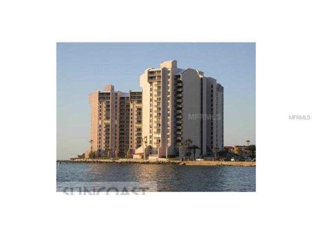 450 S Gulfview Boulevard SW #1602, Clearwater Beach, FL 33767 (MLS #U8005520) :: Lovitch Realty Group, LLC
