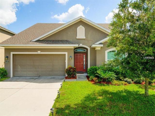 7708 Rathdown Lane, Wesley Chapel, FL 33545 (MLS #U8005628) :: Team Bohannon Keller Williams, Tampa Properties