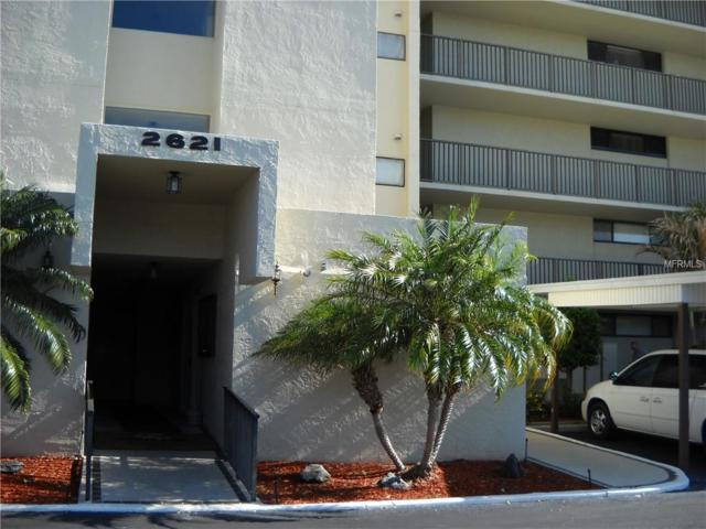 2621 Cove Cay Drive #108, Clearwater, FL 33760 (MLS #U8005632) :: Lovitch Realty Group, LLC