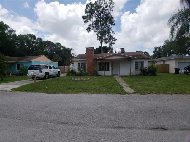4814 Coronado Way S, Gulfport, FL 33711 (MLS #U8005691) :: Team Bohannon Keller Williams, Tampa Properties