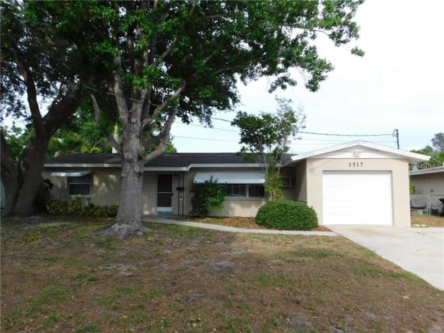 1517 55TH Street N, St Petersburg, FL 33710 (MLS #U8005711) :: Mark and Joni Coulter | Better Homes and Gardens