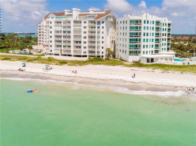 1582 Gulf Boulevard #1705, Clearwater Beach, FL 33767 (MLS #U8006065) :: The Duncan Duo Team