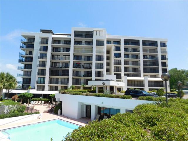 8 Belleview Boulevard #302, Belleair, FL 33756 (MLS #U8006258) :: Burwell Real Estate