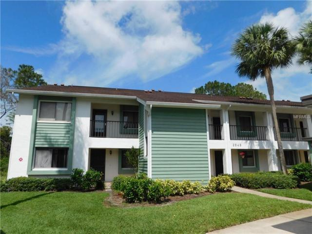 2543 Royal Pines Circle 17-I, Clearwater, FL 33763 (MLS #U8006474) :: The Duncan Duo Team