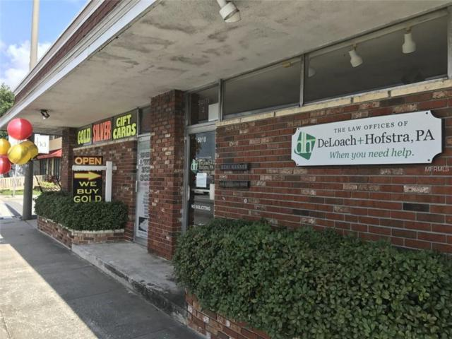 5010 Park Boulevard N, Pinellas Park, FL 33781 (MLS #U8006536) :: Revolution Real Estate