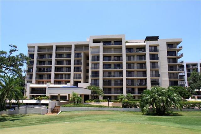 4 Belleview Boulevard #507, Belleair, FL 33756 (MLS #U8006538) :: Revolution Real Estate