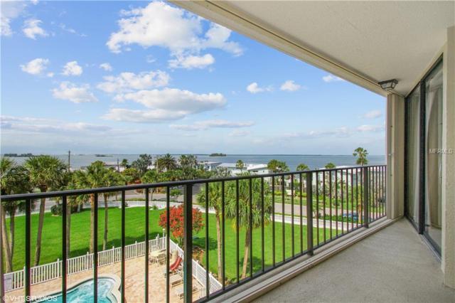 2530 Gary Circle #404, Dunedin, FL 34698 (MLS #U8006819) :: Revolution Real Estate