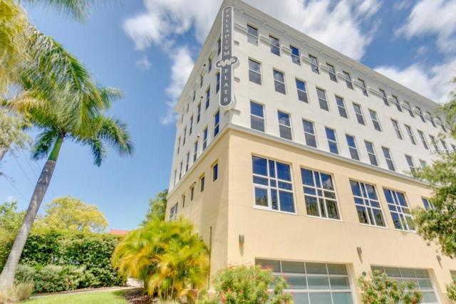 205 5TH Avenue N #301, St Petersburg, FL 33701 (MLS #U8007246) :: Gate Arty & the Group - Keller Williams Realty