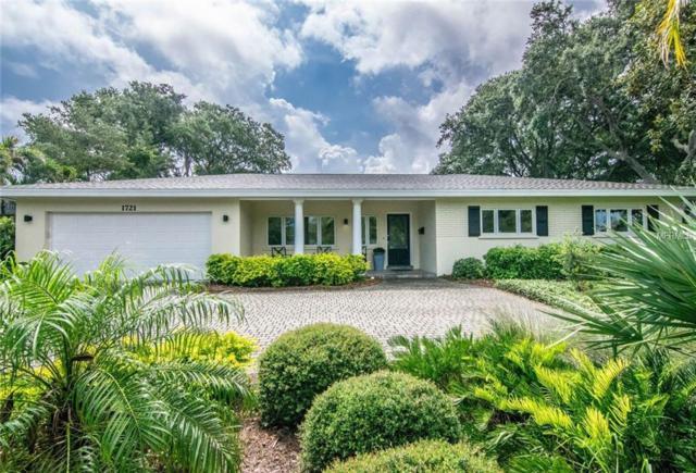 1721 Eagles Nest Drive, Belleair, FL 33756 (MLS #U8007253) :: Chenault Group