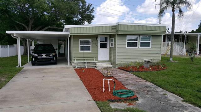6724 Americana Drive NE #181, St Petersburg, FL 33702 (MLS #U8007254) :: The Duncan Duo Team