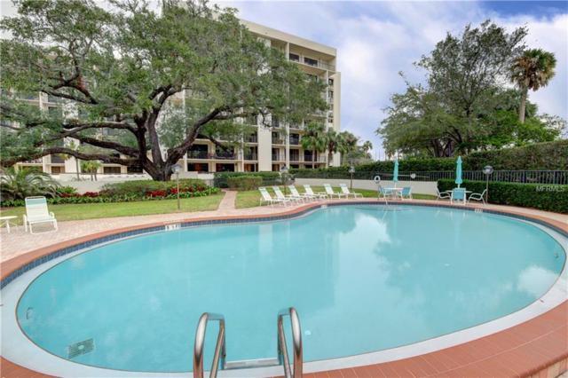 150 Belleview Boulevard #301, Belleair, FL 33756 (MLS #U8007481) :: Burwell Real Estate