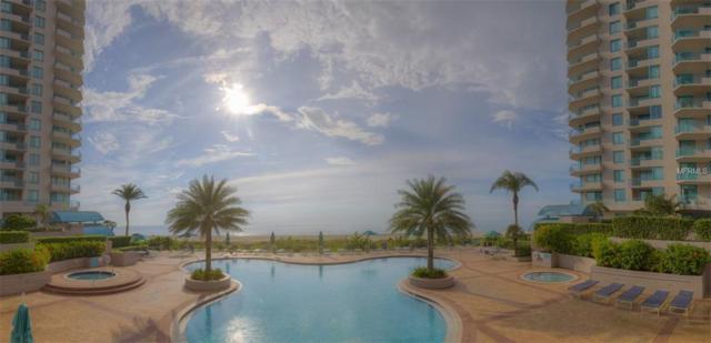 1540 Gulf Boulevard #607, Clearwater Beach, FL 33767 (MLS #U8007489) :: Delgado Home Team at Keller Williams