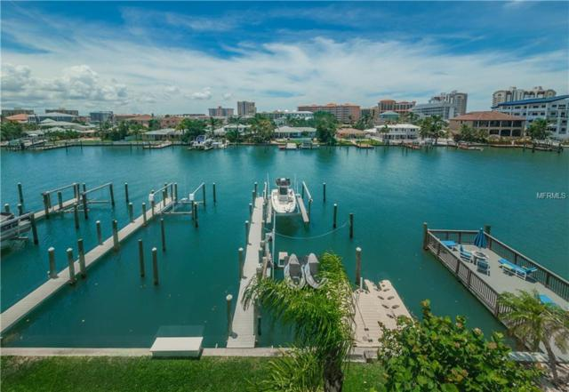125 Brightwater Drive #6, Clearwater Beach, FL 33767 (MLS #U8007650) :: Burwell Real Estate