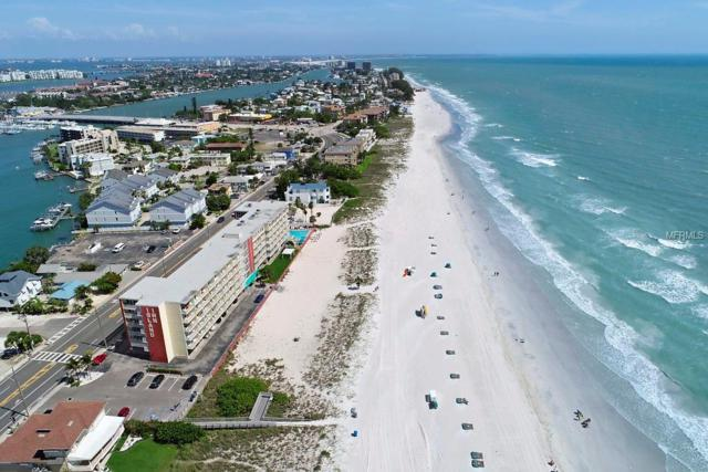 9980 Gulf Boulevard #303, Treasure Island, FL 33706 (MLS #U8007945) :: Gate Arty & the Group - Keller Williams Realty