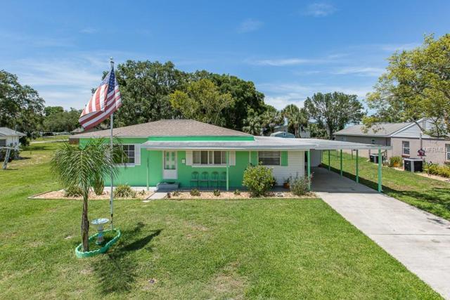 5829 Virginia Avenue, New Port Richey, FL 34652 (MLS #U8008121) :: The Lockhart Team