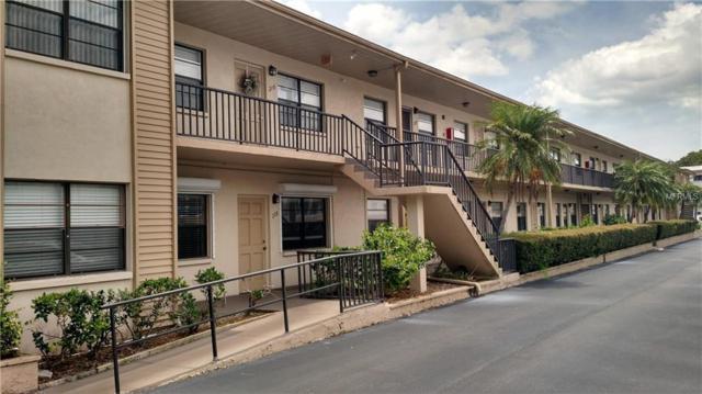 5967 Terrace Park Drive N #107, St Petersburg, FL 33709 (MLS #U8008299) :: Delgado Home Team at Keller Williams