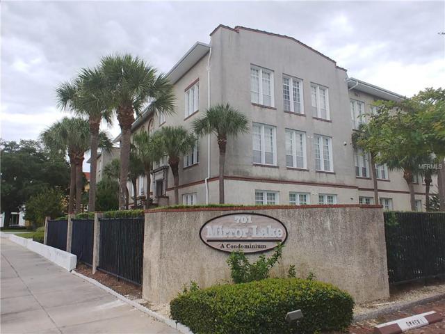 701 Mirror Lake Drive N #118, St Petersburg, FL 33701 (MLS #U8008345) :: Gate Arty & the Group - Keller Williams Realty