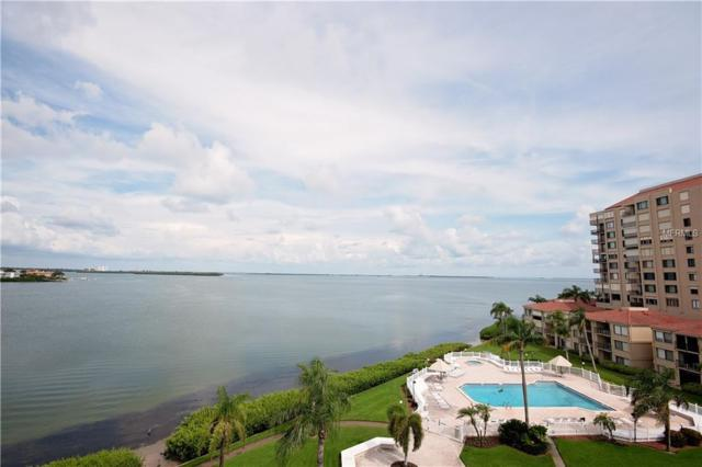 6268 Palma Del Mar Boulevard S #601, St Petersburg, FL 33715 (MLS #U8008351) :: The Duncan Duo Team