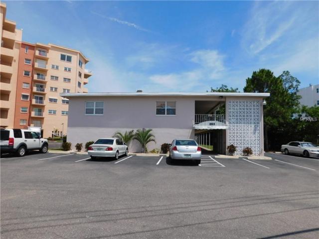 283 104TH Avenue #203, Treasure Island, FL 33706 (MLS #U8008513) :: Lovitch Realty Group, LLC