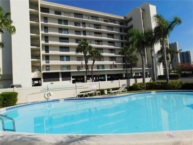 1591 Gulf Boulevard 301S, Clearwater Beach, FL 33767 (MLS #U8008574) :: Chenault Group