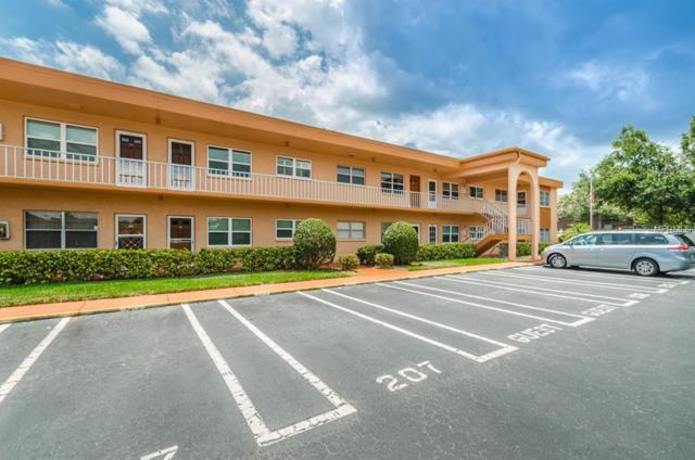 3740 58TH Street N #207, St Petersburg, FL 33710 (MLS #U8008606) :: Burwell Real Estate