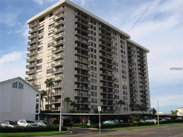 400 Island Way #1709, Clearwater Beach, FL 33767 (MLS #U8008838) :: Chenault Group