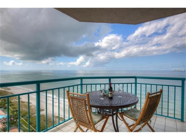 1540 Gulf Boulevard #1604, Clearwater Beach, FL 33767 (MLS #U8008895) :: Chenault Group